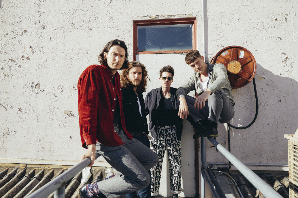 City Calm Down Announce First Melbourne Show Sold Out