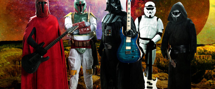 Star Wars-themed Metal band Galactic Empire coming to Australia in November