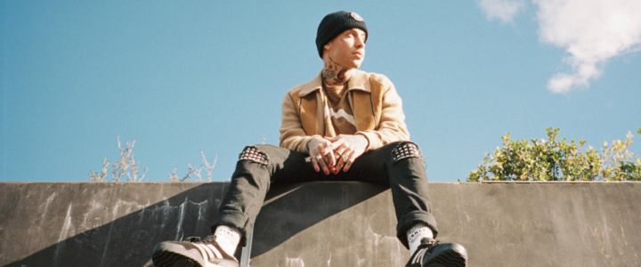 BLACKBEAR RETURNS TO AUSTRALIA IN 2020 WITH 'DEAD 2 THE WORLD TOUR'
